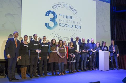 6 projects awarded at Luxembourg Sustainability Forum