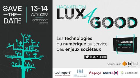 IMS partner of the first Hackathon Lux4Good