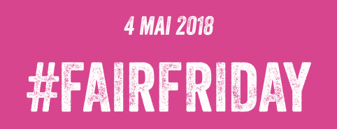 Fairtrade Lëtzebuerg organizes the #FAIRFRIDAY