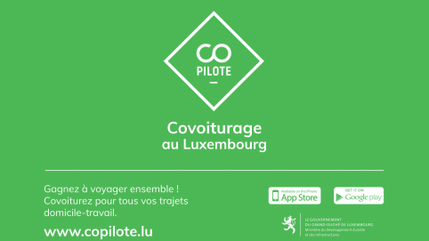 CoPilote, la plateforme de co-voiturage nationale