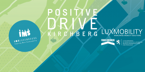 Positive Drive Kirchberg: participate and try to win the brand new BMW electric scooter!