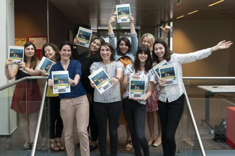 IMS publishes its Activity Report 2017 and launch SUSTAINABILITY MAG #6