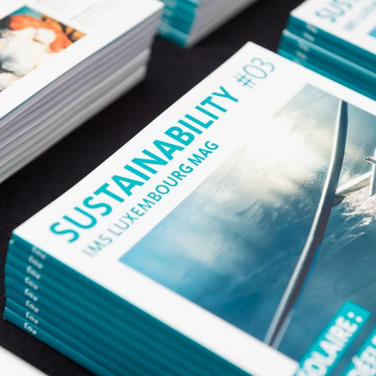 SUSTAINABILITY - IMS LUXEMBOURG MAG