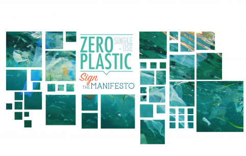 IMS lance son manifeste Zero Single-Use Plastic - Rejoignez le mouvement