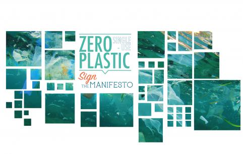 IMS lance son manifeste Zero Single-Use Plastic - Rejoignez le mouvement