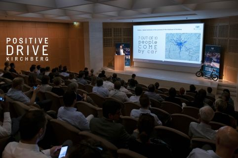 The results of the Positive Drive Kirchberg campaign were revealed