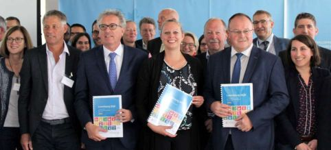 Presentation of National Plan for Sustainable Development