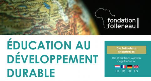 Découvrez les offres pédagogiques de la Fondation Follereau