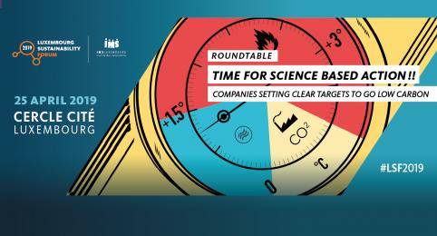 A quelle hauteur les entreprises doivent-elles fixer leurs objectifs ? IMS abordera le sujet des SCIENCE-BASED TARGETS