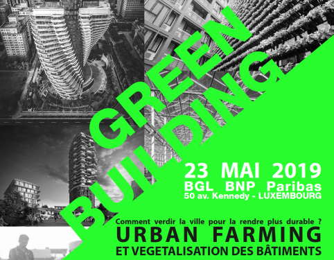 How can turn green the city to make it more sustainable?