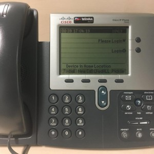 Don de téléphones fixes