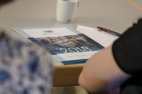 Retour sur l'année 2018 d'IMS Luxembourg avec le rapport d'activité annuel