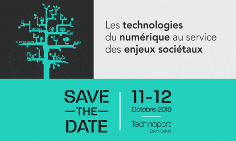 The second edition of the Lux4Good Hackathon will be held on 11 and 12 October 2019