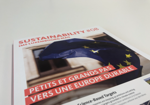 Le SUSTAINABILITY MAG #08 est sorti