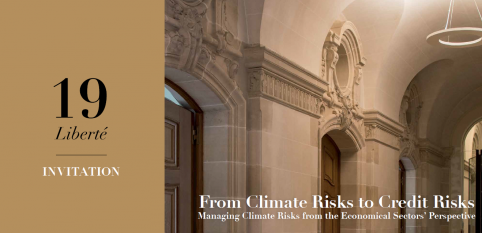 From Climate Risks to Credit Risks