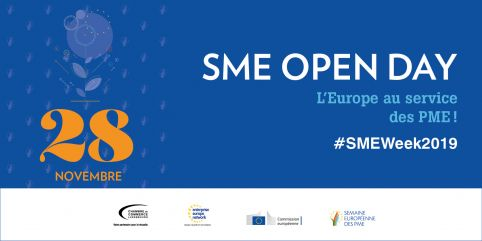 SME Open Day : L'Europe au service des PME !
