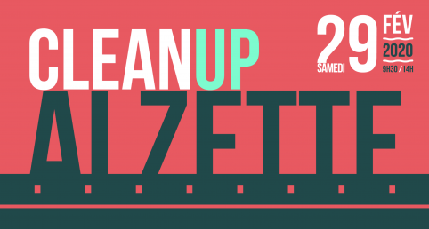 Grand cleaning of the Alzette Valley by PickitUp