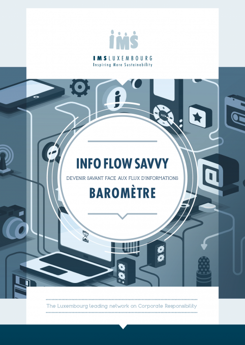 IMS publishes its barometer related to digital habits and acts with its members in the face of the phenomenon of infobesity