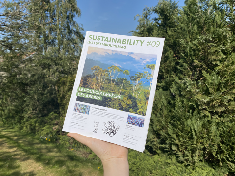 The Sustainability Mag #09 is available online!