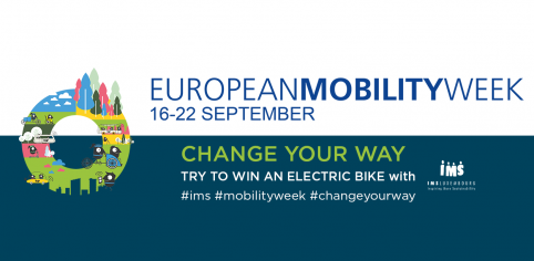 #ChangeYourWay: Take part and win an electric bike!