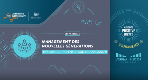 New generations management: prepare and rethink your organization
