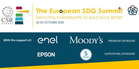 Participez au SDG Summit 2020 de CSR Europe