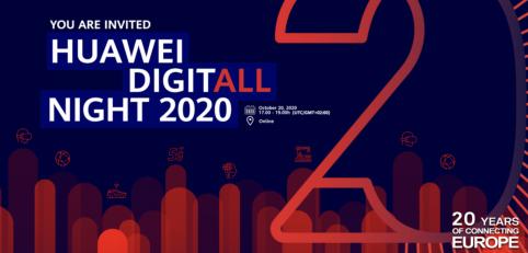DigitALL Night by Huawei