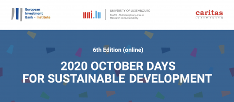 October Days for Sustainable Development : Biodiversity loss and the pandemic emergency