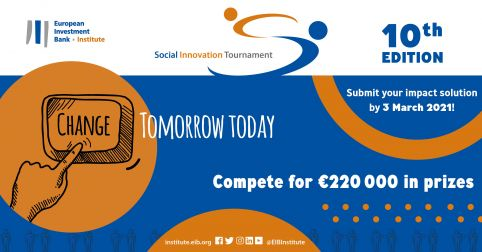 The applications for the Social Innovation Tournament (SIT) are open