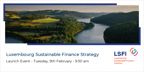 Launch of the Luxembourg Sustainable Finance Strategy