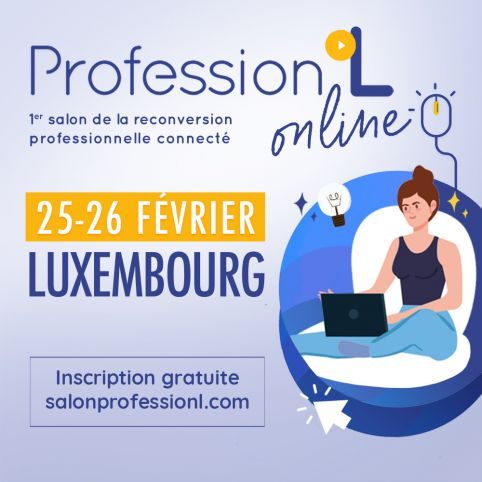 Participez au salon Profession'L