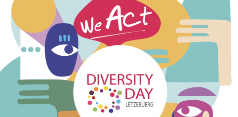 LET'S MOBILIZE ON MAY 20 FOR THE DIVERSITY DAY LËTZEBUERG 2021