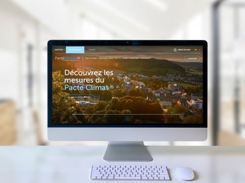 Learn more about your community's climate policy on the new Pacte Climat website
