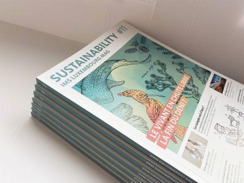Le onzième numéro du Sustainability Mag est disponible !