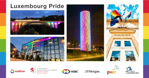 Les secteurs privé et public s'unissent pour montrer leur soutien à la communauté LGBTIQ+ et accroître sa visibilité.