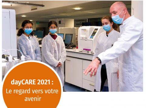 Le dayCare 2021 aura lieu le 21 octobre