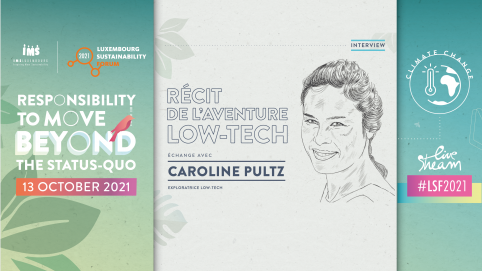 Discover the fascinating world of low-tech: a conversation with Caroline Pultz