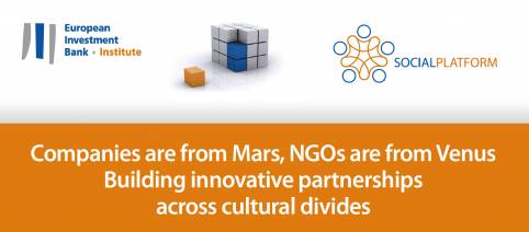 Companies are from Mars, NGOs are from Venus: Building innovative partnerships across cultural divides