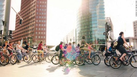 Get on your bicycles for the European Week of Mobility!