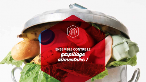 Wasteless week : Sodexo lutte contre le gaspillage alimentaire