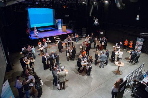 Les entreprises membres d'IMS rencontrent les associations sur le terrain