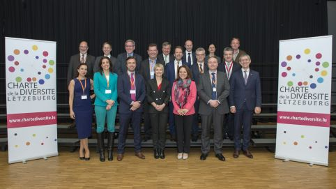 14 nouveaux signataires engagés pour la diversité