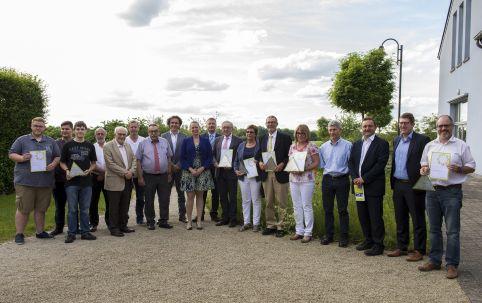 Remise des prix du fonds nova naturstroum : 8 projets exceptionnels récompensés