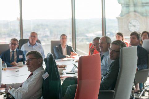 Retour sur le dernier petit-déjeuner du Sustainability CEO Club