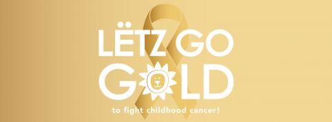 La Fondatioun Kriibskrank Kanner invite les entreprises à rejoindre leur campagne LËTZ GO GOLD