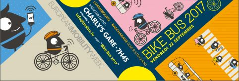 Le Bike Bus revient le 22 septembre