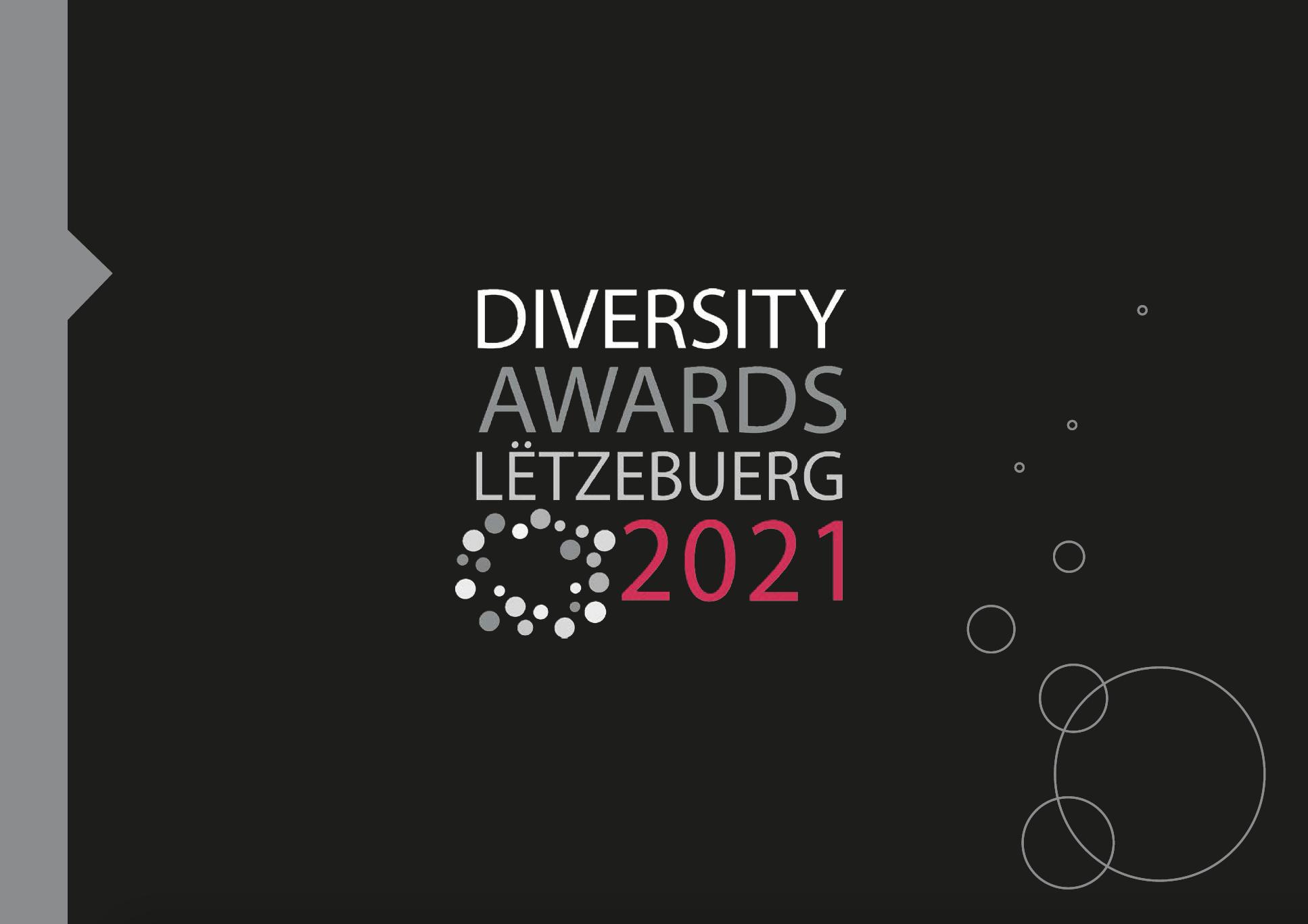 Brochure de présentation des Diversity Awards Lëtzebuerg 2021