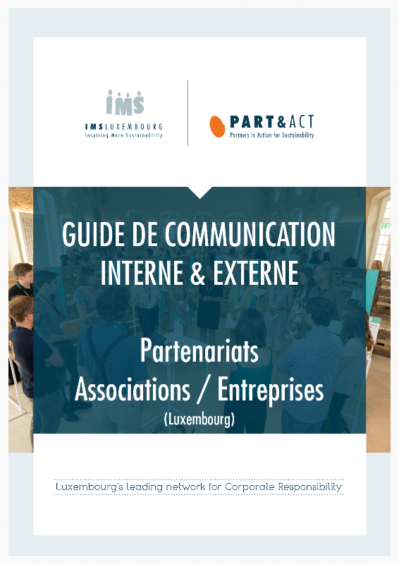Internal and external communication guide