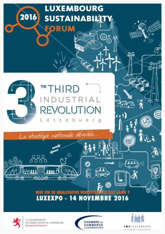 Brochure Luxembourg Sustainability Forum 2016