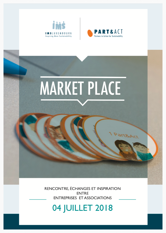Market Place Booklet, July 2018